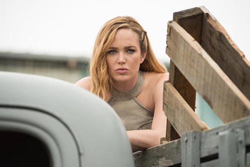 Caity Lotz Out of Time Legends of Tomorrow