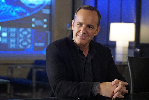 Clark Gregg Agents of SHIELD Season Four