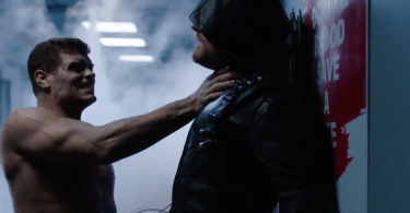 Cody Rhodes Stephen Amell Arrow Season Five Trailer