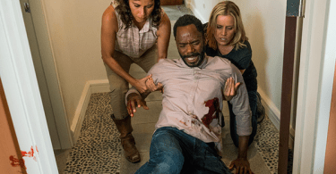Colman Domingo Karen Bethzabe Kim Dickens Fear the Walking Dead Pillar of Salt