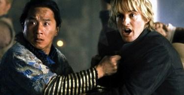 Jackie Chan Owen Wilson Shanghai Noon
