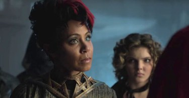 Jada Pinkett Smith Camren Bicondova Gotham Season 3