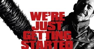 Jeffrey Dean Morgan The Walking Dead Season Seven Poster