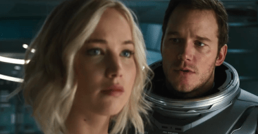Jennifer Lawrence Chris Pratt Passengers