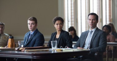 Keanu Reeves Gugu Mbatha-Raw Gabriel Basso The Whole Truth