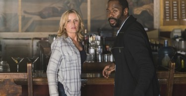 Kim Dickens Colman Domingo Los Muertos Fear The Walking Dead