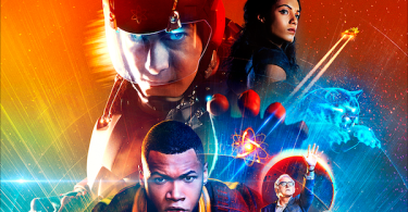Legends of Tomorrow Season Two Poster
