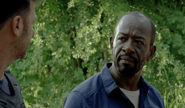 Lennie James The Walking Dead Season 7