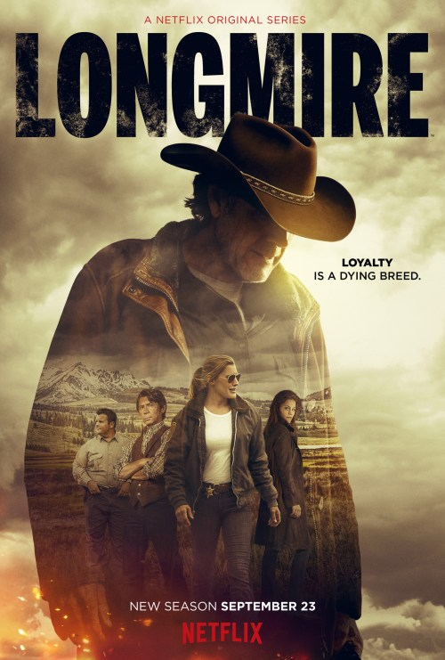 Longmire Season 5 TV Show Poster