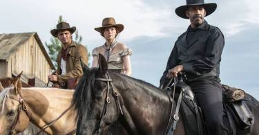 Luke Grimes Haley Bennett Denzel Washington The Magnificent Seven