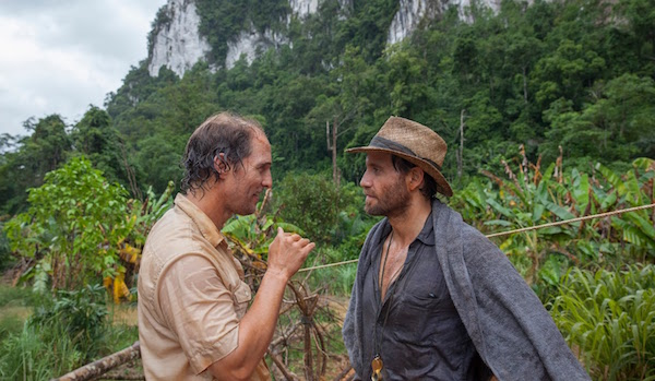 Matthew McConaughey Edgar Ramírez Gold