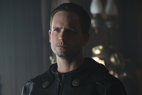 Patrick J. Adams Justice Society of America Legends of Tomorrow
