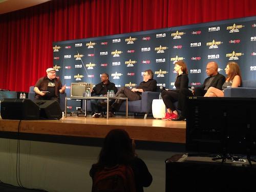 Star Trek: The Next Generation Panel