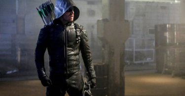 Stephen Amell Arrow Legacy