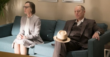 Susan Blommaert James Spader The Blacklist