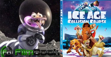 Ice Age Collision Course Bly-ray
