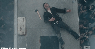 Andrew Lincoln RV Ax The Walking Dead The Day Will Come When You Won't Be