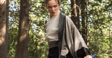 Caity Lotz Legends of Tomorrow Shogun