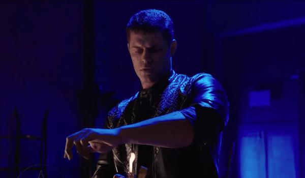 Cody Rhodes A Matter of Trust Arrow Trailer