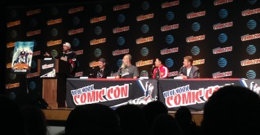 Comic Book Men Panel NYCC 2016