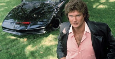 David Hasselhoff Knight Rider