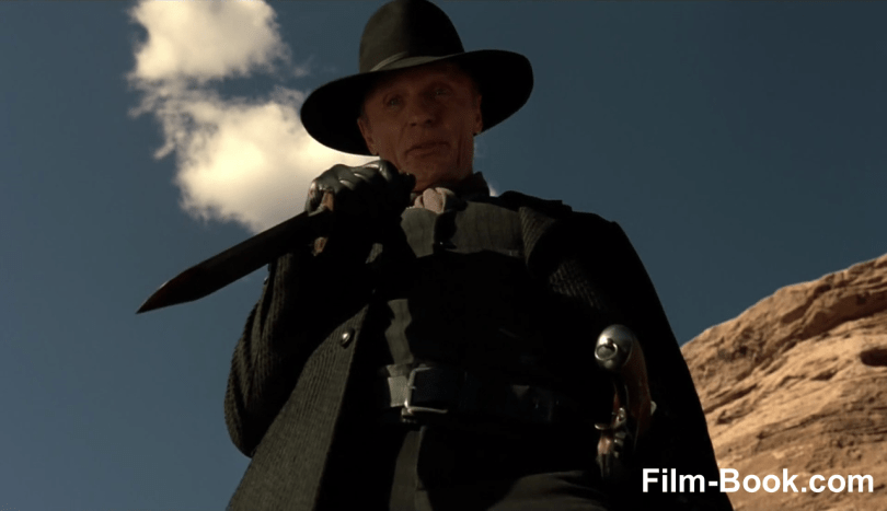 Ed Harris Westworld The Original
