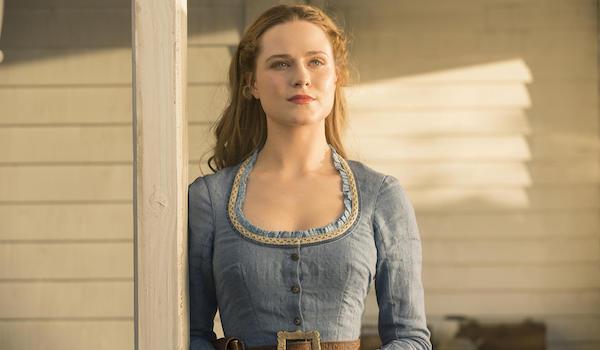Evan Rachel Wood Westworld The Original