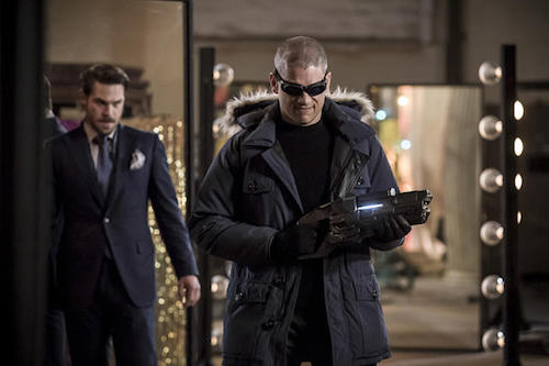 Grey Damon Wentworth Miller The New Rogues The Flash