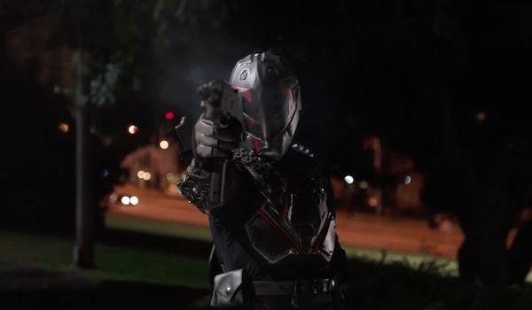 Human Target Arrow Trailer