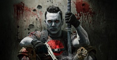 Jason David Frank Bloodshot