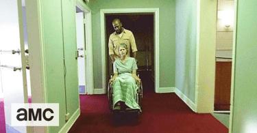 Lennie James Melissa McBride The Walking Dead The Well