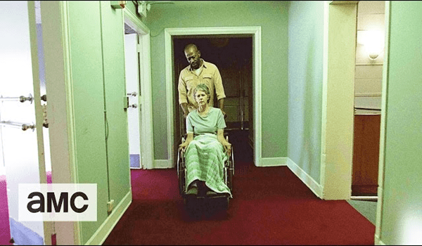 Lennie James Melissa McBride The Walking Dead The Well