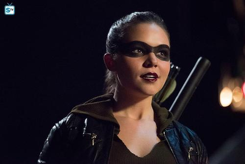 Madison McLaughlin Human Target Arrow