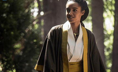 Maisie Richardson-Sellers Legends of Tomorrow Shogun