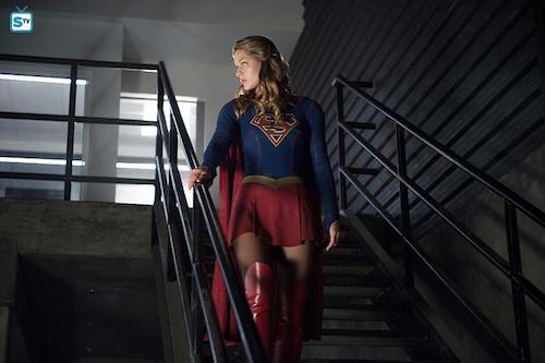 Melissa Benoist Survivors Supergirl