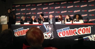 Outsiders Panel NYCC 2016