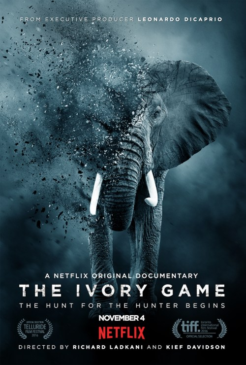 The Ivory Game Movie Poster