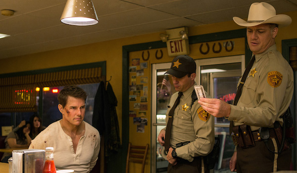 Tom Cruise Jack Reacher: Never Go Back 01