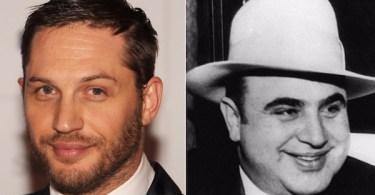 Tom Hardy Al Capone
