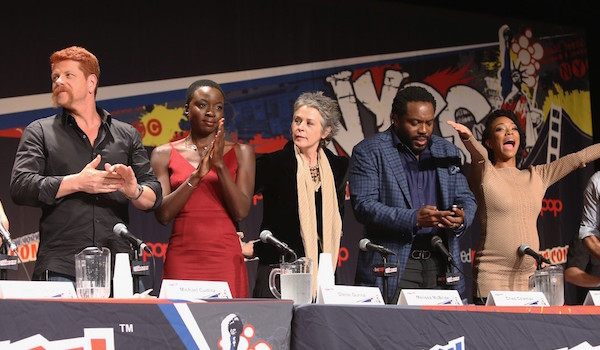The Walking Dead New York Comic Con