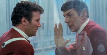 William Shatner Leonard Nimoy Star Trek 2: The Wrath of Khan