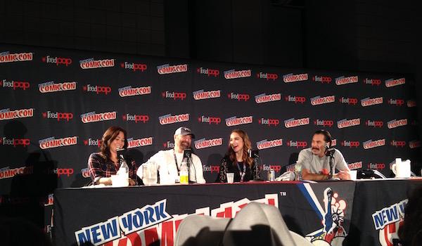 Wynonna Earp Panel NYCC 2016