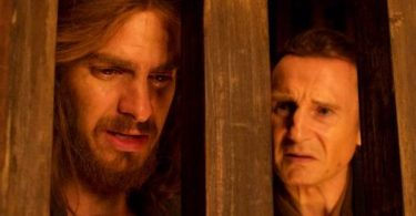 Andrew Garfield Liam Neeson Silence