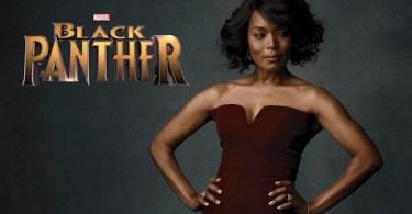 Angela Basset Black Panther
