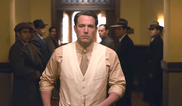 Ben Affleck Live by Night