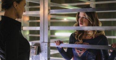 Brenda Strong Melissa Benoist The Darkest Place Supergirl