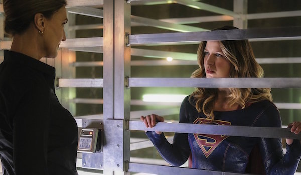Brenda Strong Melissa Benoist The Darkest Place Supergirl