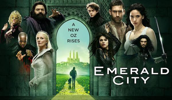 Emerald City TV Show Banner
