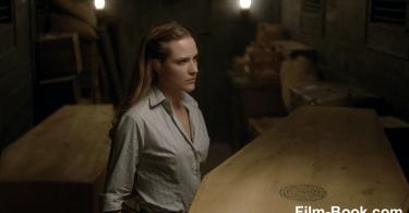 Evan Rachel Wood The Maze Coffin Westworld Contrapasso
