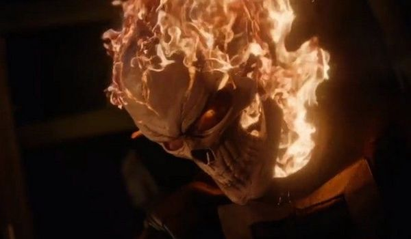 Ghost Rider Agents of SHIELD Spin-Off